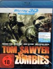 TOM SAWYER VS. ZOMBIES Blu-ray 3D Untote Horror Action