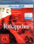 ROTKÄPPCHEN Blu.ray 3D Märchen Fantasy Horror Trash