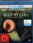 BLOOD LAKE Blu-ray 3D Christopher Lloyd Killerfische Horror