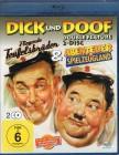 DICK UND DOOF Teufelsbrüder + Spielzeugland 2x Blu-ray