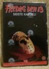 Freitag der 13 Teil 4 aka Fredag 13 Sidste Kapite DVD Uncut