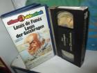 VHS - Louis de Funes der Geizkragen - Atlas Glasbox
