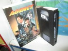 VHS - Agency -Lee Majors - Robert Mitchum - Magic Großcover