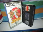VHS - SHAOLIN WARTELISTE DES TODES - Action Video