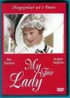 My fair Lady DVD Audrey Hepburn, Jeremy Brett NEUWERTIG