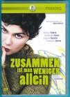 Zusammen ist man weniger allein DVD Audrey Tautou NEUWERTIG