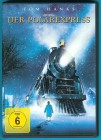 Der Polarexpress DVD Tom Hanks NEUWERTIG