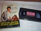 Rette Deine Haut, Killer  -VHS-
