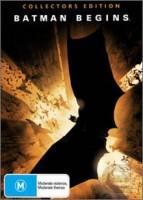 Nolan BATMAN BEGINS 2-DVD-Digipak incl. Soundtrack-CD