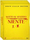 SOTTO IL VESTITO NIENTE Teil 1+2 Mediabook inkl. Schuber