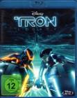 TRON LEGACY Blu-ray - Disney SciFi Action Hit Jeff Bridges