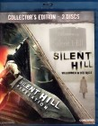 SILENT HILL 1+2 Revelation - 2x Blu-ray Top Game Horror