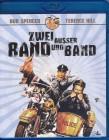ZWEI AUSSER RAND UND BAND Blu-ray Bud Spencer Hill Booklet