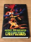 CREEPOZOIDS - ANGRIFF DER MUTANTEN [DVD] X-Rated Hartbox