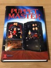 PUPPET MASTER 1 - DAS ORIGINAL [DVD] X-Rated Hartbox OOP