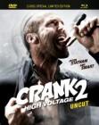 Crank 2 (DVD+Blu-Ray) - uncut - Mediabook - OVP