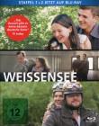 Weissensee - Staffel 1 + 2 DDR-Stasi (Schuber / Blu-ray)