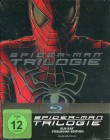 Spider-Man Trilogie - Steelbook Edition (Uncut / Blu-ray)