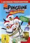 Die Pinguine aus Madagascar - 3 urkomische Pinguinabenteuer
