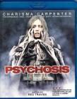 PSYCHOSIS Blu-ray - Charisma Carpenter Brit Mystery Horror