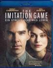 THE IMITATION GAME Blu-ray - B. Cumberbatch Keira Knightley