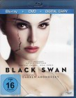 BLACK SWAN Blu-ray + DVD Aronofsky Kino Natalie Portman
