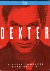 DEXTER komplett BOX Season 1-8 - 32x Blu-ray Gesamtedition