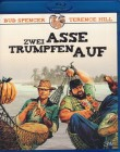 ZWEI ASSE TRUMPFEN AUF Blu-ray - Bud Spencer Terence Hill
