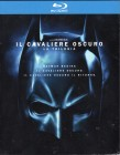 Batman THE DARK KNIGHT TRILOGY Box 3x Blu-ray Bale Nolan