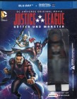 JUSTICE LEAGUE Götter und Monster - Blu-ray Wonder Woman Fig