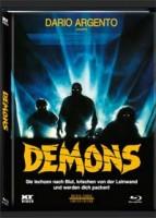 DEMONS (DÄMONEN 2)  - Cover A - Mediabook