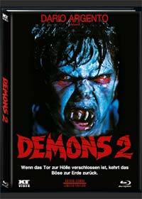 DEMONS 2 (DÄMONEN 1)  - Cover B - Mediabook