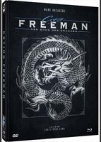 CRYING FREEMAN - Mediabook Cover A