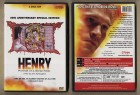 Doppel-DVD HENRY - PORTRAIT OF A SERIAL KILLER Wendecover