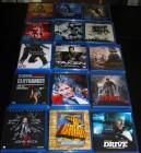 Blu Ray Bundle Top Action *John Wick 2 * Drive * Dredd * usw