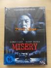 Misery (Mediabook) (Uncut) (NEU+OVP) Nr. 890
