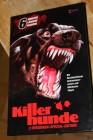 DVD - KILLERHUNDE Tierhorror X-Rated gr. Hartbox 2-Disc-Ed.