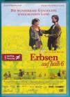 Erbsen auf halb 6 DVD Fritzi Haberlandt NEUWERTIG