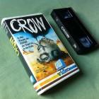 CROW William Berger / Gianni Crea VHS Kleinstlabel UW Video