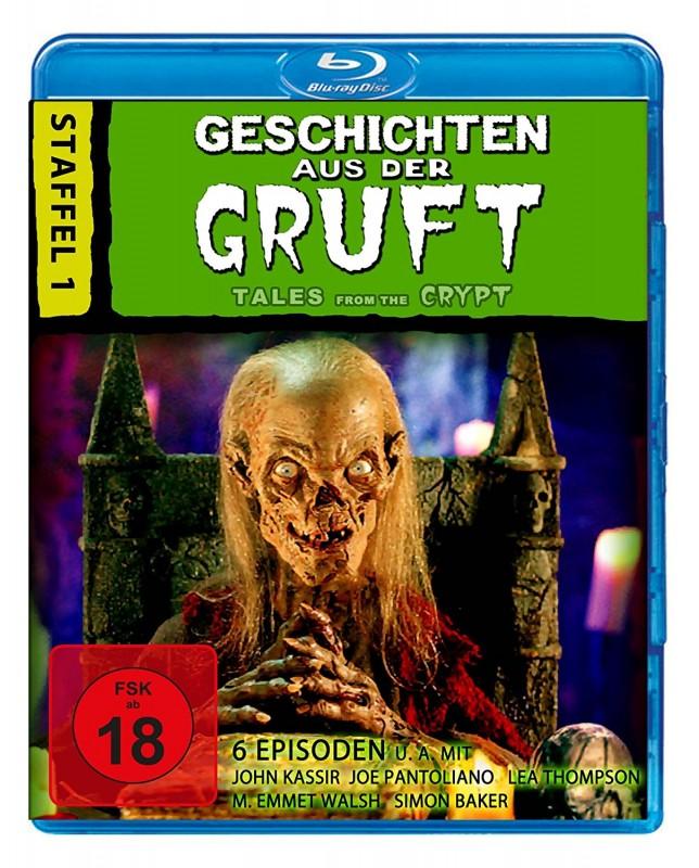 Geschichten aus der Gruft - Staffel 1 [Blu-ray] OVP