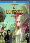 THE CONGRESS Blu-ray - SciFi Animation Kunst Ari Folman