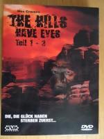 The Hills have Eyes - Teil 1 - 3 auf 4 DVD uncut - Limitiert