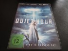 THE QUIET HOUR - Uncut/Sci-Fi/Außerirdische/UFOs/Aliens/DVD