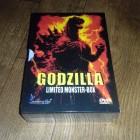 GODZILLA - Lim. Monster-Box (Rodan/Megalon) - 4 DVD - OVP