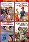 3x Sexy Teens Fan Box [2 DVDs]
