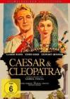3x DVD: Caesar & Cleopatra Dt. Erstveröffentlichung !!!