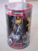 TRANSFORMERS(2007) STEELBOOK+BUMBLEBEE FIGUR,LIMITED EDITION