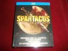 15 Blu-rays: SPARTACUS (TV-Serie),DEUTSCH,UNGESCHNITTEN,NEU!
