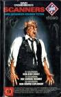 (VHS) Scanners - Ihre Gedanken können töten - uncut Version