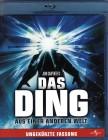 DAS DING AUS EINER ANDEREN WELT Blu-ray - Carpenter uncut